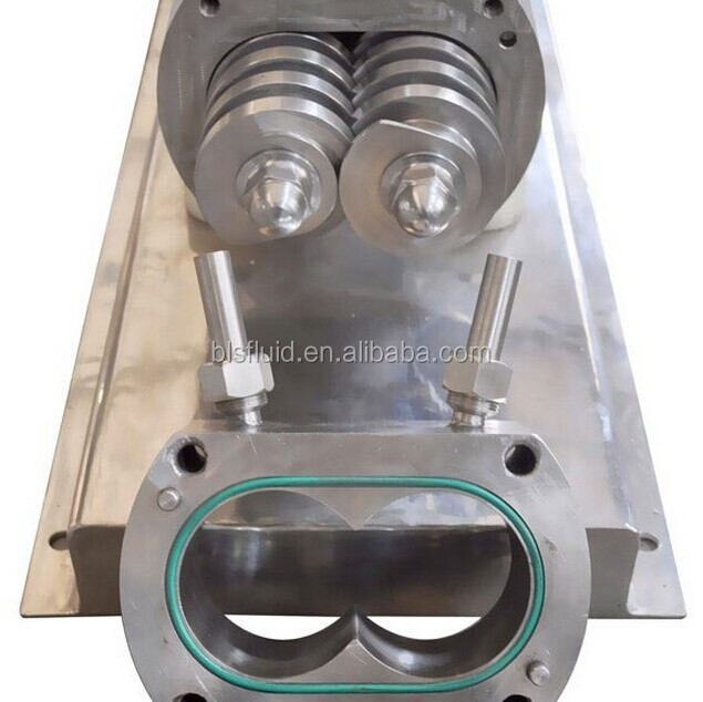 CE certificate parallel displacement pump for chocolate
