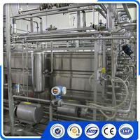 complete fruit juice production plant