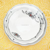 custom printed dinner plates,design your own plates,wholesale plate chargers