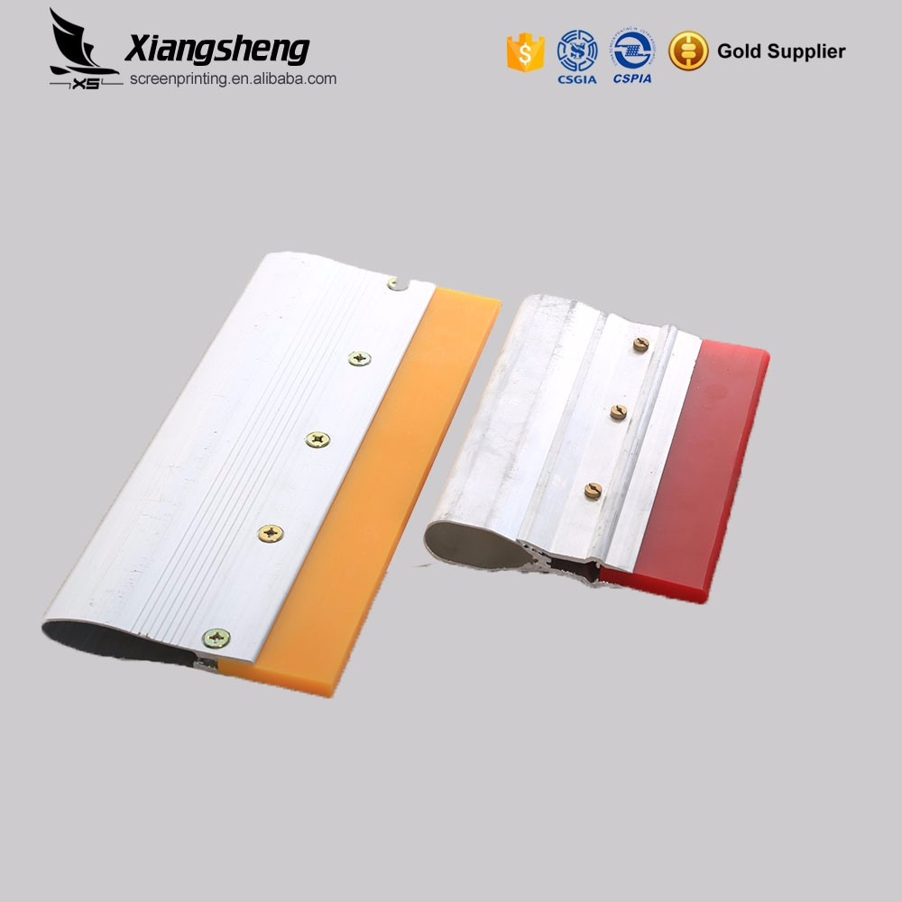 Screen printing aluminum handle squeegee hot sale squeegee