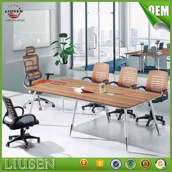 best price veneer office furniture modern design office desk for