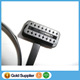 high quality form Obd obd2 Extension Cable 16 Pin ELM327 Male To Female Wire harnestt Socket Cable Noodle