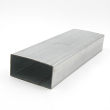 asian tube ASTM A53 GR B square hot dipped Galvanized Square tube