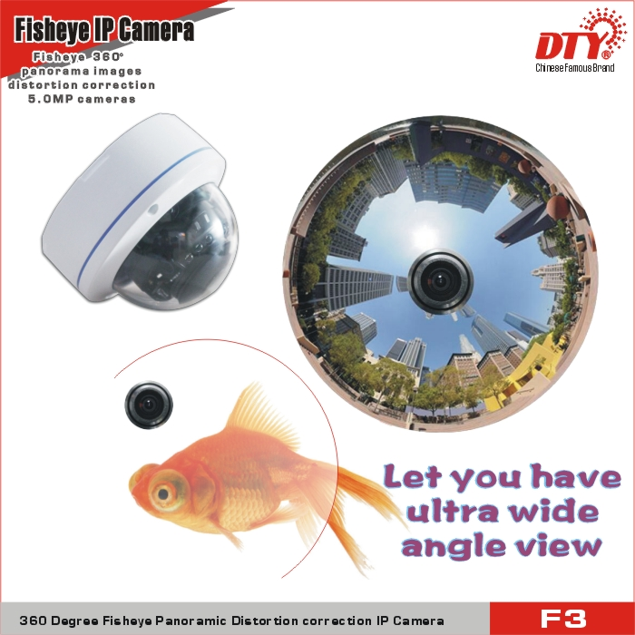 Panoramic distortion correction fisheye lens 360 degree camera,mini outdoor indoor hidden cameras cctv waterproof wifi ip camera