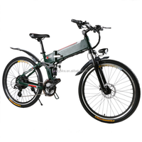 "26"" hummer folding electric mountain bike foldable guangdong"