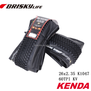 KENDA MTB bicycle folding tyre 26x2.35 with best price