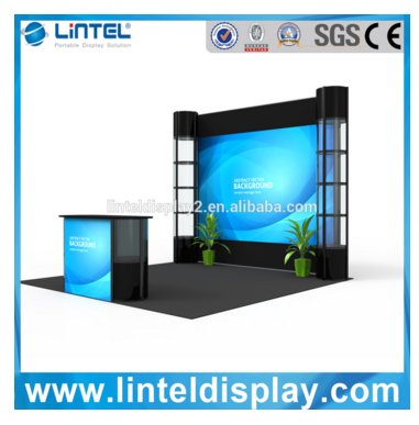 trade show display booth system for wholesale