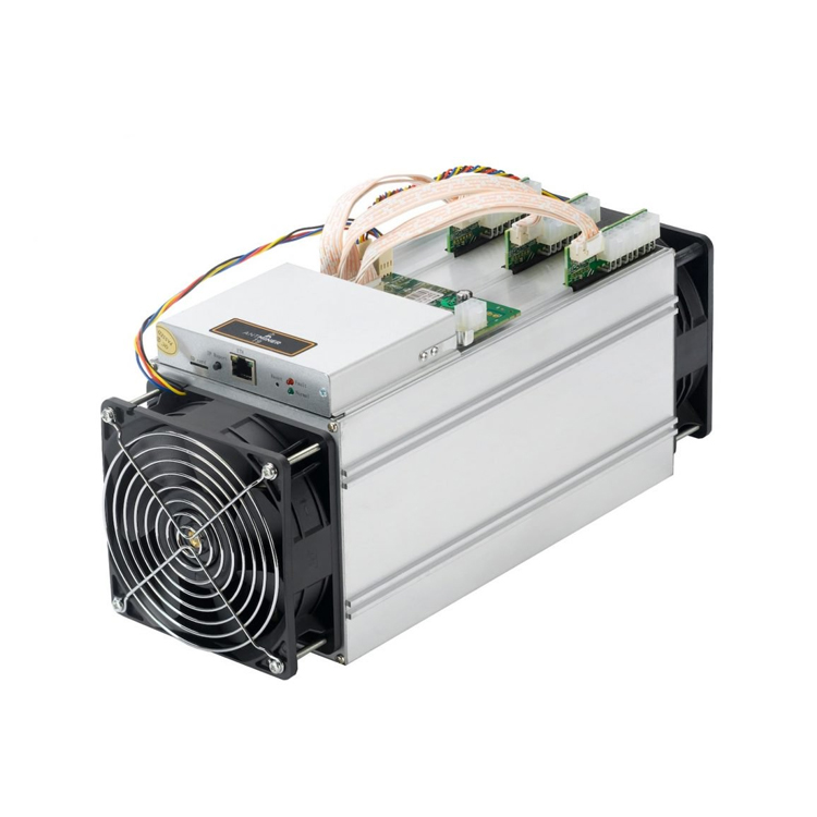 Model Antminer T9+ (10.5Th) From Bitmain Mining Sha-256 Algorithm Power Consumption Of 1432W