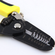 High precision 7 in copper Aluminum cable Cutter clamp Wire stripper Handhold Stripping Plier