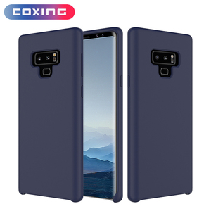 Design Your Own Silicone Cover for Galaxy Note 9 Mobile Phone Case