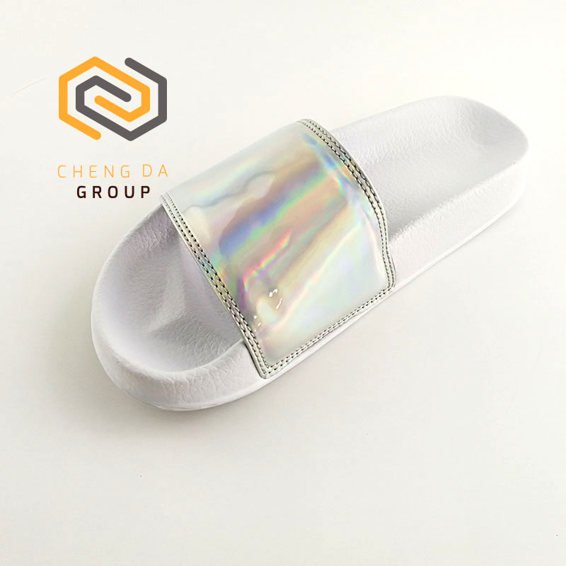 In stock cheap price Hot sell high quality PU upper slide <strong>sandals</strong>, slide <strong>sandal</strong> women