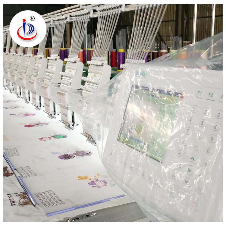 PROFESSIONAL OEM SERIVES ZHEJIANG ZHUJI EMBROIDERY MACHINE
