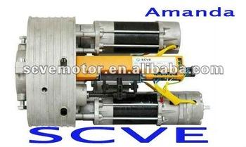 Scve central motor best quality and price uses shutter for Roller shutter motor price