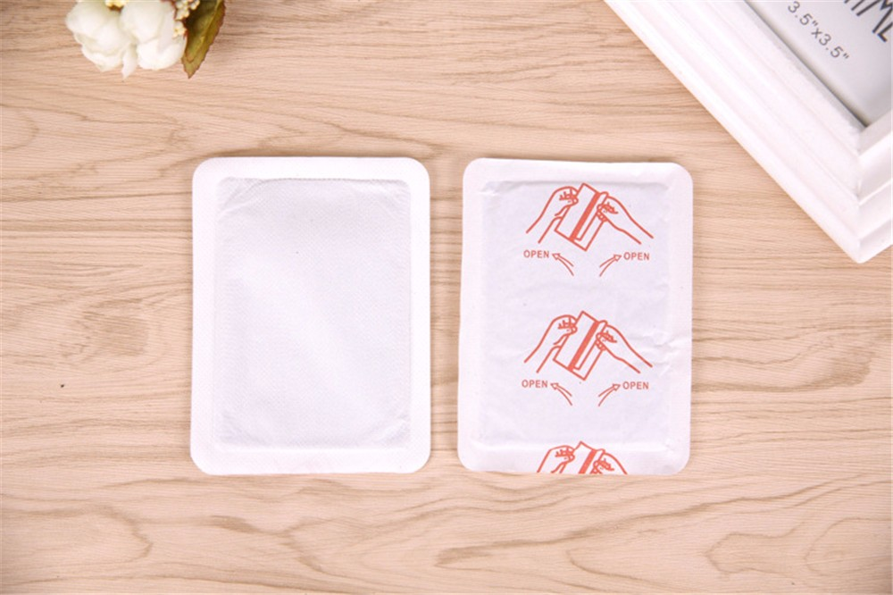 2017 Best selling heating warmer patch for body warm and health care