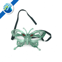 Wholesale Mini Masquerade Party PVC Half Face Butterfly Mask