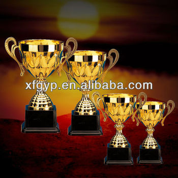 world cup soccer award plastic trophies and cups
