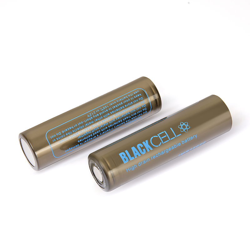 Blackcell 18650 Battery 3100mah 3.7V 18650 Rechargeable Battery