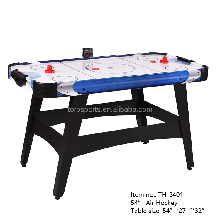 54 Inches Mini Kids Air Hockey Table For Children Color Label TH 5401