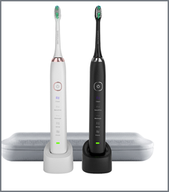 Reizen oplaadbare elektrische uv licht EEN tandenborstelhouder sterilisator