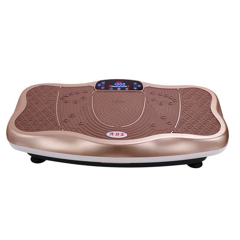 whole body vibration machine crazy fit massager slimming machine