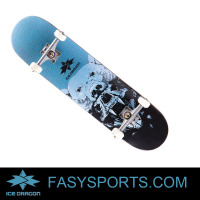 Fasy ice dragon street pro skateboard