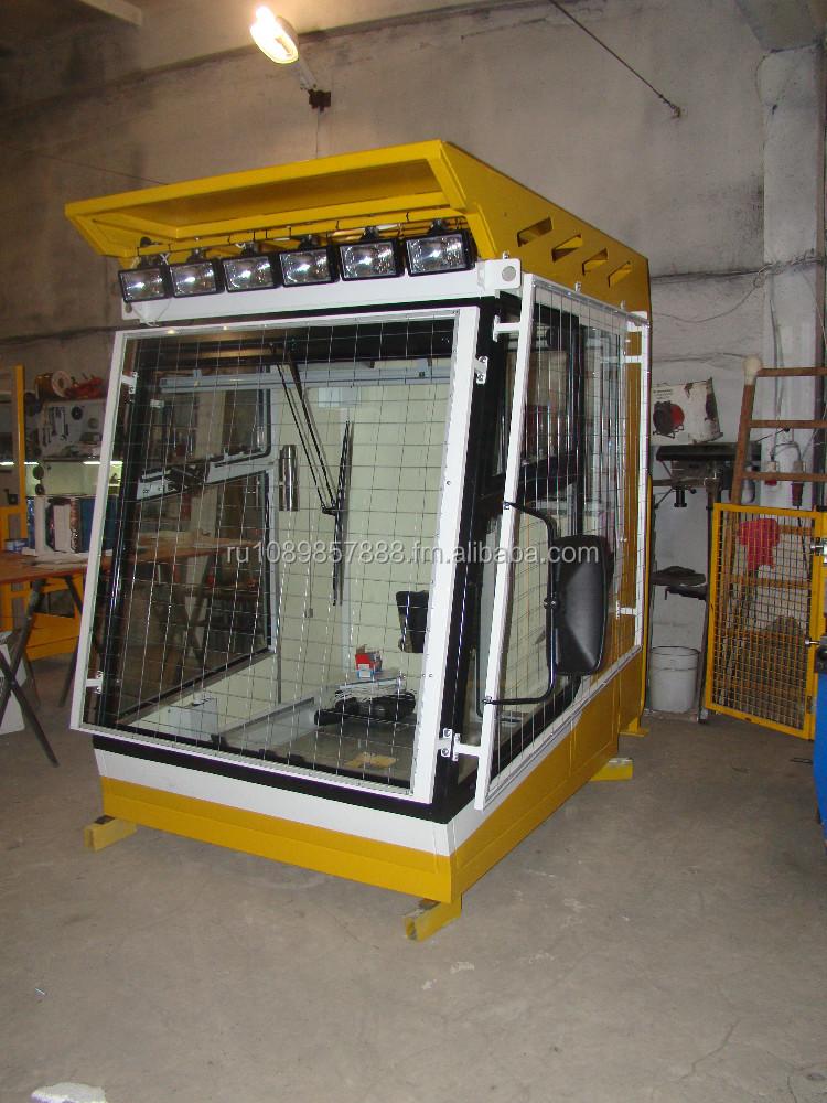 Cabina del operador para el puente de la torre gr a for Cabina con avvolgente portico
