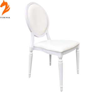 Customized chair ghost chair louis chair french louis round back wedding for sale
