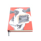 Fancy Cover Cow Custom Design Print Notebook For School Student