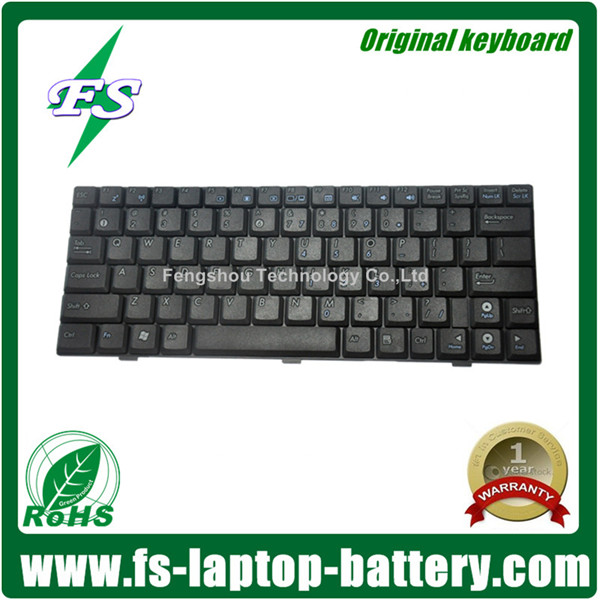 New Notebook Keyboard for ASUS Eee PC EPC 1000 1000H 1000HA 1000HAB GK Keyboard White V021562EK1