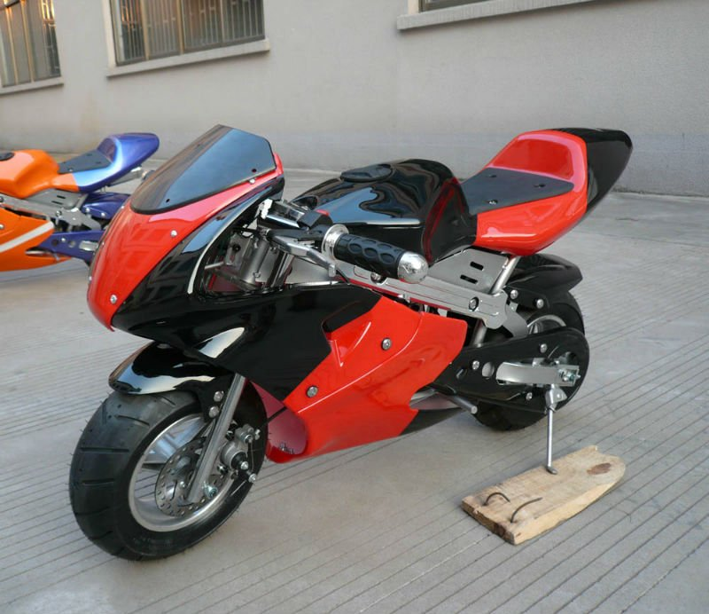 pocket bikes 49cc the image kid has it. Black Bedroom Furniture Sets. Home Design Ideas