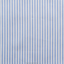 Luthai Textile NOS 100% cotton yarn dyed stripe poplin woven man shirt fabric