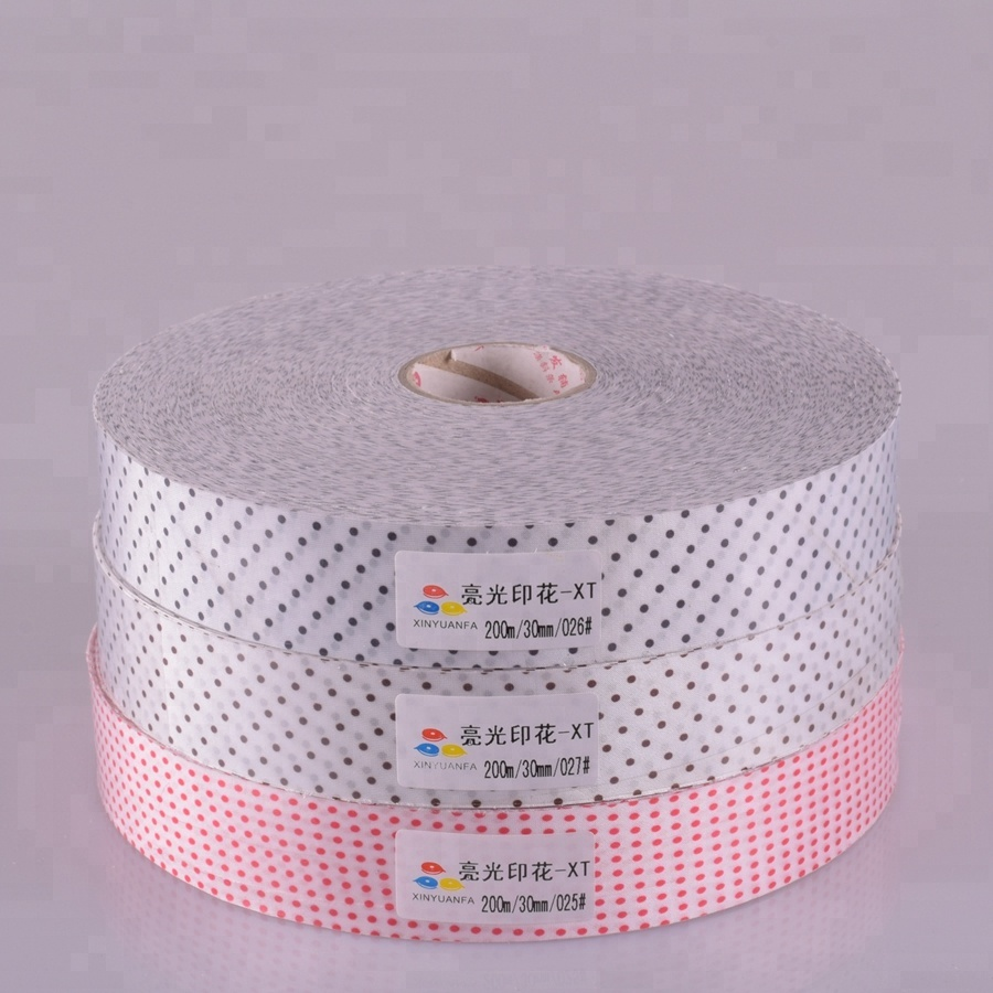2019 Pink satin bias tape polyester ribbon 대 한 \ % sale