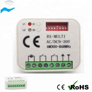 home automation Sliding gate control board remotes universal learning remote controls