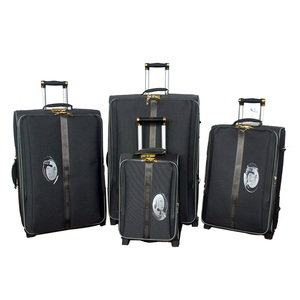 line suitcase good quality men women travel trolley business