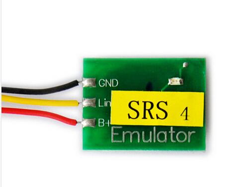 2015 оптовая продажа самые Reasonalbe цене srs эмуляторы для Fiat SRS4 сиденья датчик эмулятор с самым лучшим качеством автосервис элементы