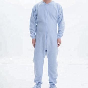 376dca254184 Adult Fleece Man Long Onesie Pajamas - Buy Adult Fleece Pajamas ...
