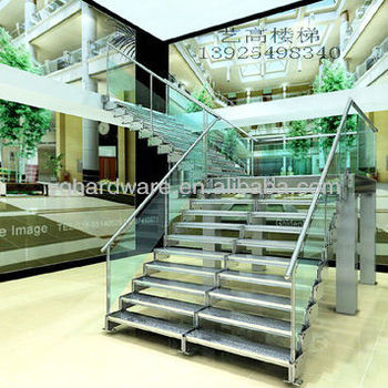 Superbe Ready Made Contemporary Staircase Yg 9004 4   Buy Indoor Staircase  Design,Glass Treads Staircase,Modern Staircase Design Product On Alibaba.com