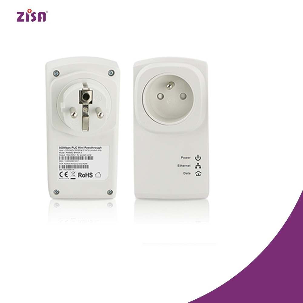 1000Mbps Powerline Adapter wireless extender plc power line <strong>communication</strong>