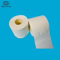 2ply Deluxe Custom Embossed Bathroom Sanitary Tissue Toilet Paper