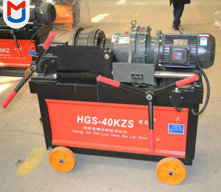 Factory Direct Supply! HGS-40KZS Wapening Externe Draad Vormen Snijmachine