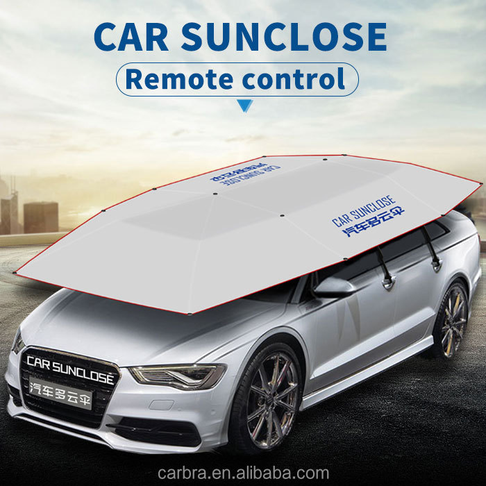 Smart Car Sun Shade And Protection Umbrella Buy Automatic Car