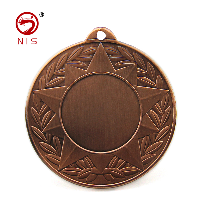 Custom Wholesale Celebration Souvenir Sports Meeting Medals Blank Alloy <strong>Metal</strong>