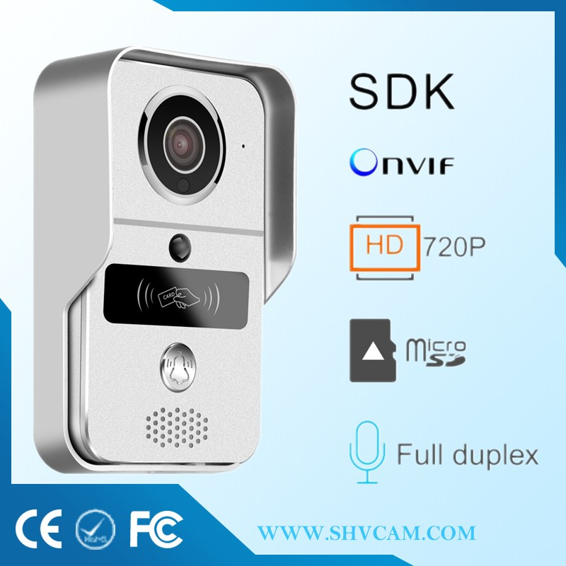 Wholesale 2017 Amazon hot products smart wireless doorbell from ShenZhen