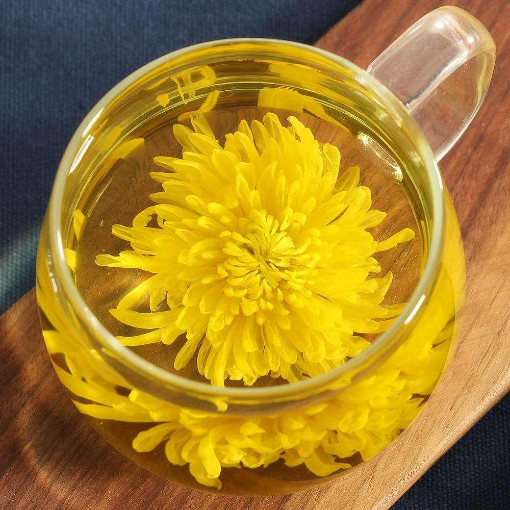 Hot-selling Natural Chinese Dried Tribute Chrysanthemum Flower Tea - 4uTea   4uTea.com