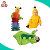 Soft plush baby sleeping bag wholesale banana baby sleeping bag