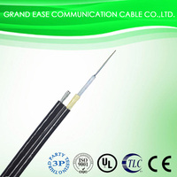GYXTC8Y (S) 6 core fibre optical cable steel wire armored
