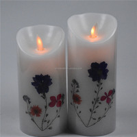 Customed Luxury Brand custom seven day candles