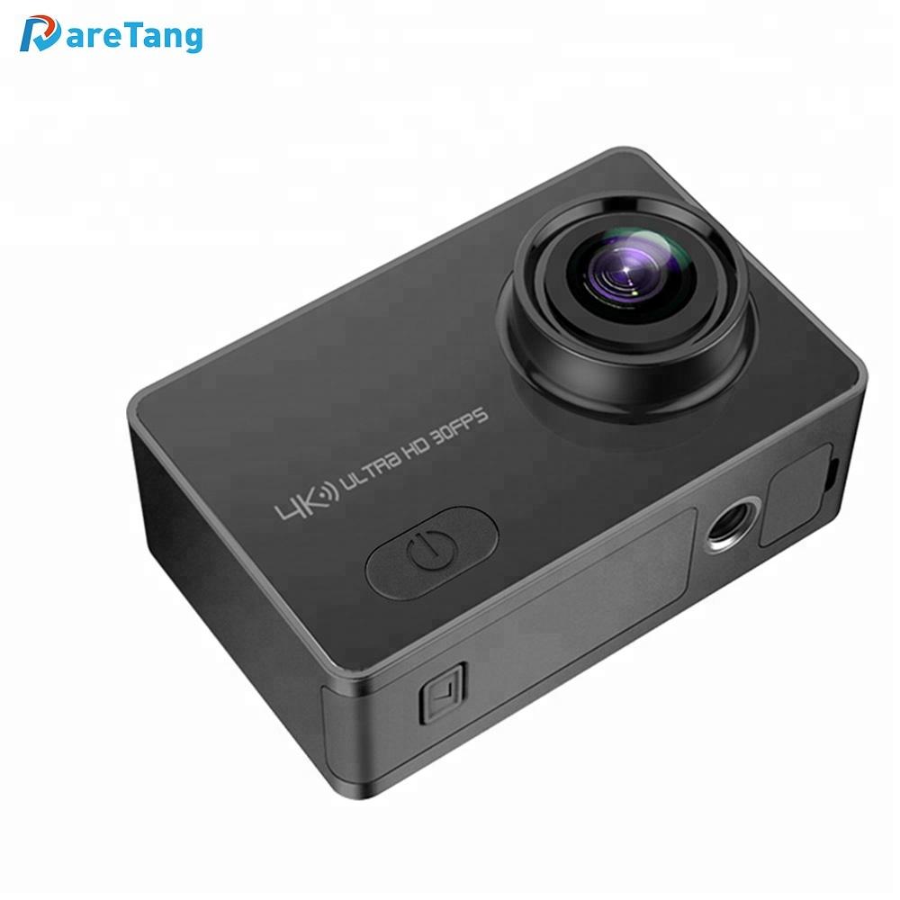 Hot Selling 1080P Night Vision Action Camera IP68 64GB Bulk Storage Motion Detection Sports Camera