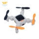 Pocket drone hd camera mini selfie drone helicopter rc