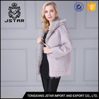 Flimsy 100% cashmere handmade wool full-length coat